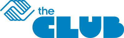 THE CLUB BLUE logo
