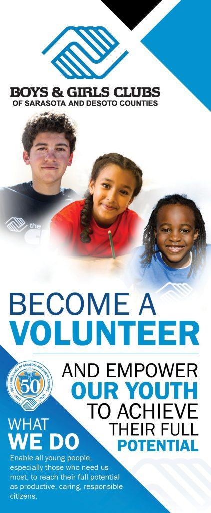 Volunteer Rackcard 2020